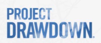 Drawdown project logo