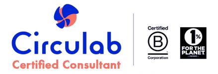 Logo Circulab Certified consultant